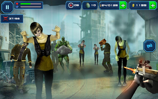 Zombie Trigger u2013 Undead Strike 2.4 screenshots 8