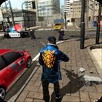 Criminal Attack Simulator Icon
