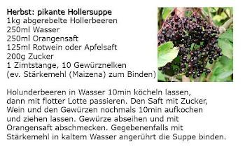 Photo: Herbstliche Holler-Suppe