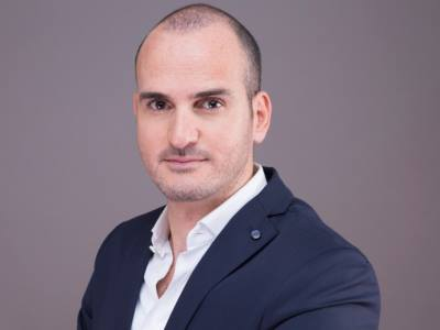 Amir Shtarkman, Vice-President: Business Development and Products, DataGroupIT