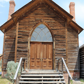 by Liz Huddleston - Buildings & Architecture Places of Worship