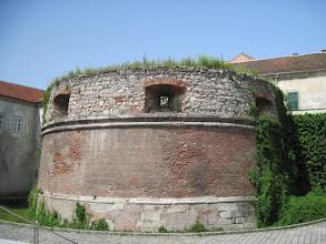 Photo: Roman ruins in Sopron, Hungary