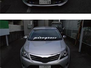 アベンシスワゴン ZRT272Wのカスタム事例画像 車人 あきさんの2020年09月24日21:17の投稿