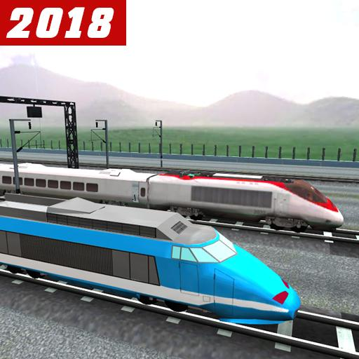 Russian Train Simulator 2019 Icon