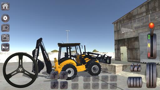 Excavator Simulator Backhoe Loader Dozer Game 1.5 screenshots 2