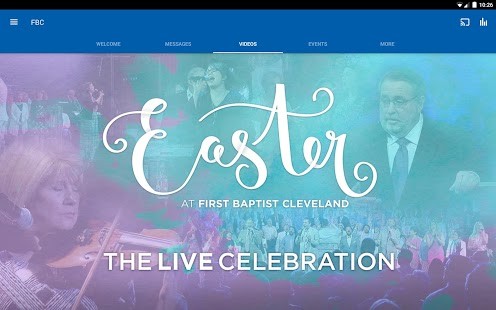 First Baptist Cleveland- screenshot thumbnail