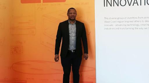 Please Call Me inventor Nkosana Makate.