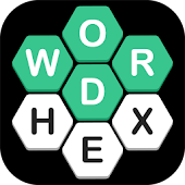 Word Hex Key: Puzzle On Hexa