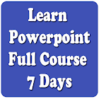 Learn Powerpoint Course in 7 Days icon