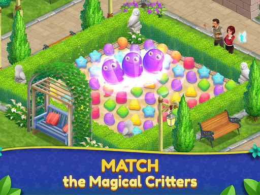 Royal Garden Tales - Match 3 Puzzle Decoration 0.9.7 screenshots 7