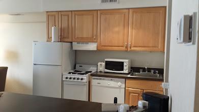 Photo: the kitchen