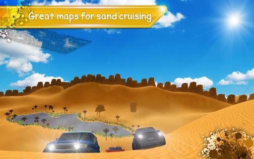 Desert King | u0643u0646u0642 u0627u0644u0635u062du0631u0627u0621 - u062au0637u0639u064au0633 apkmind screenshots 8