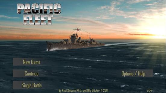 Pacific Fleet Mod