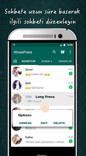 WhatsPrank (Fake Conversations) for PC