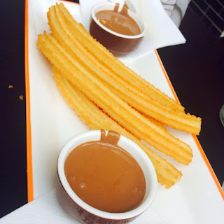 Churros Recipe
