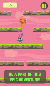 Speedy Bunny: Run, Jump & Tilt screenshot 6