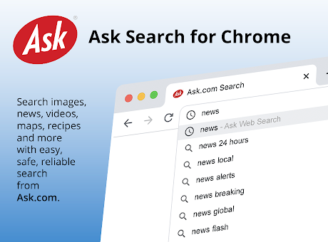 Ask Search for Chrome