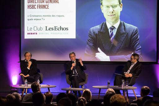 Club Les Echos Débats avec Jean Beunardeau