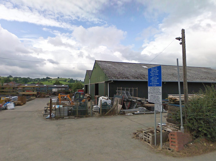 Green light given to Abermule business extension