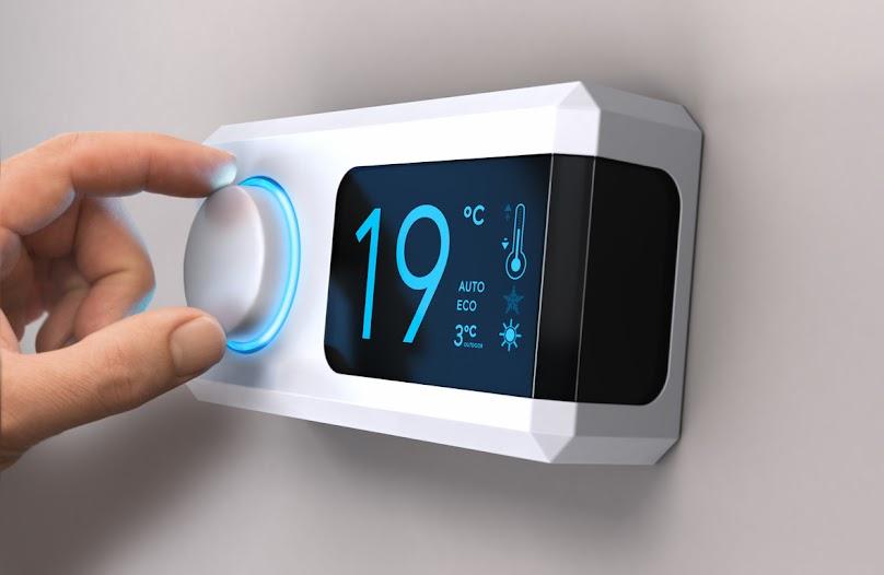 Regulowanie temperatury