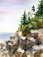 Photo: Lighthouse in Arcadia