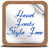 Heart Fonts Style Free