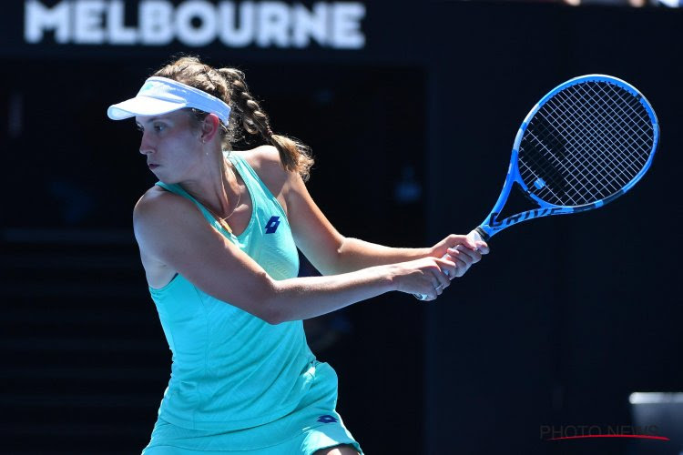 Classement WTA : Elise Mertens se maintient, les autres Belges régressent