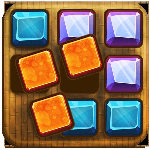 Puzzle Block  (パズルブロック) 解謎 LOGO-玩APPs