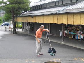 Photo: ところがどっこい! このカメラのセットがなかなか・・ by FM