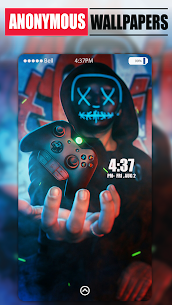 😈Anonymous Wallpapers HD😈 Hackers Wallpapers 4K Apk Download For Android 4