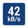 NetSpeed Indicator: Internet Speed Meter APK icon