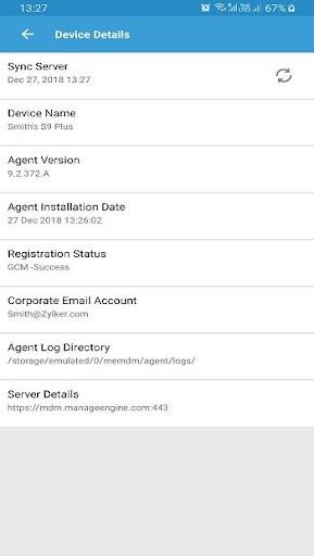 ManageEngine MDM 20.07.03 Screenshots 6
