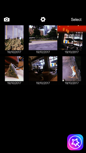 Fuji Cam: Film Filter Pro 1.0.0.3 screenshots 3