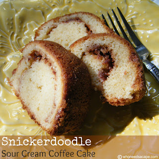 Sour Cream Snickerdoodles Recipes