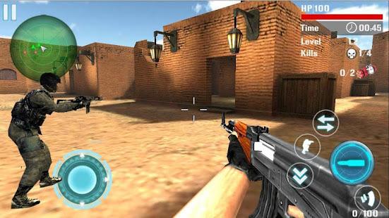 Game Counter Terrorist Attack Death APK for Windows Phone