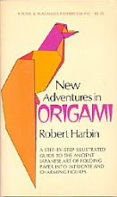 Photo: New Adventures in Origami Perennial Library (Harper & Row), 1982. ISBN 0064635554 Paperback 192 pages