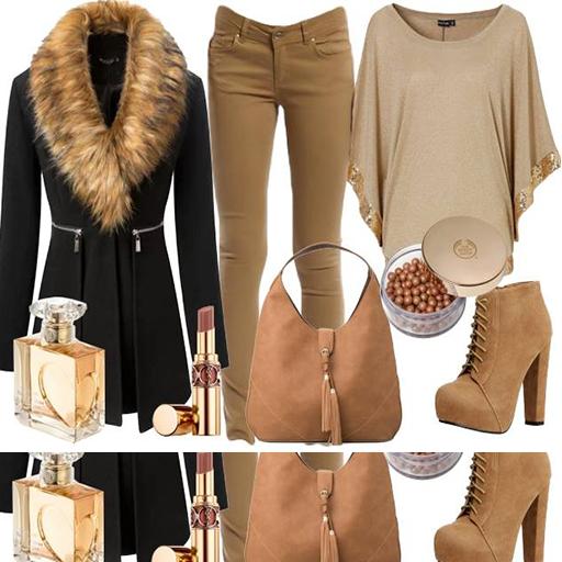 2016冬服のスタイル 購物 LOGO-玩APPs