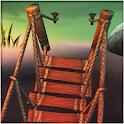 Веревочный мост Pit Баланс icon
