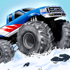 Monster Stunts -- monster truck stunt racing game icon