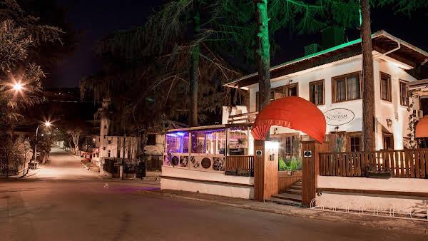Nizam Butik Hotel-Büyükada