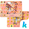 Chief Skull Emoji KikaKeybaord icon