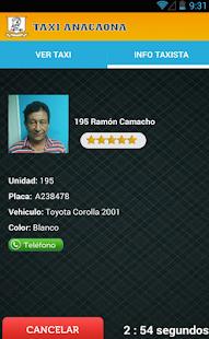 Taxi Anacaona App - náhled