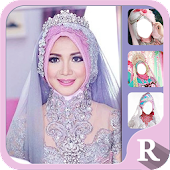 Bridal Hijab Salon