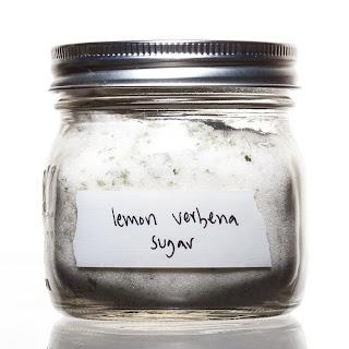 Lemon Verbena Sugar Recipe