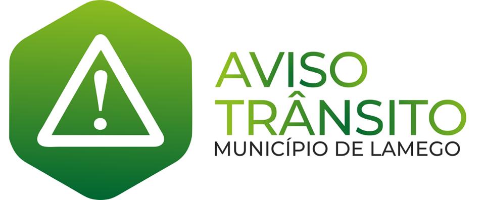AVISO - Trânsito proibido na Av. Dr. Alfredo de Sousa e na Rua. D. Jacinto Botelho | 20 de agosto