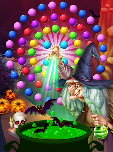 Wicked Witch Pop Quest - screenshot