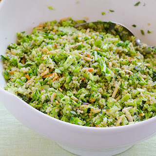 Broccoli Quinoa Salad Recipe