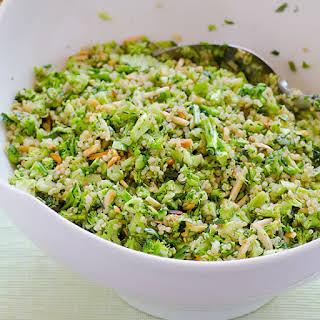 Broccoli Quinoa Salad.