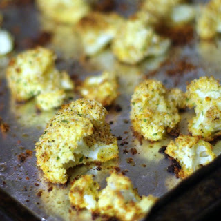 Roasted Cauliflower With Panko Recipes.
