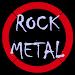 Rock radio Metal radio Icon